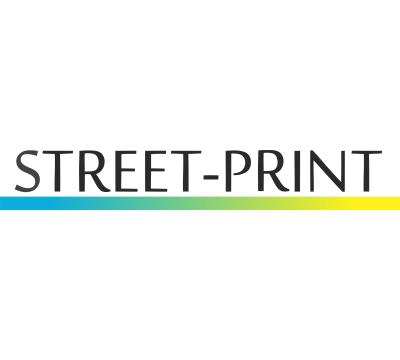 logo street-print