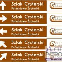 oznakowanie szlaków turystycznych