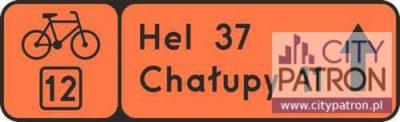 znaki drogowe, szlaki rowerowe, oznakowanie szlaków rowerowych