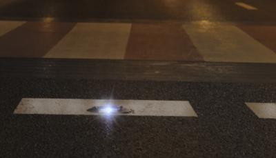 elementy odblaskowy LED
