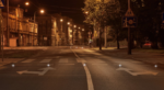 element odblaskowy LED ługoodporny