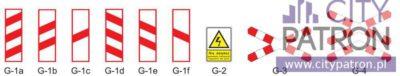 znaki dodatkowe G