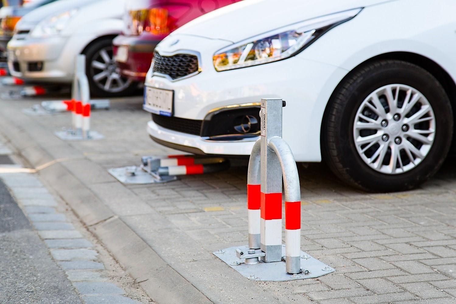 blokady parkingowe na kluczyk - citypatron