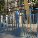 bariera miejska szkolna