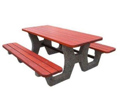 stół parkingowy betonowy